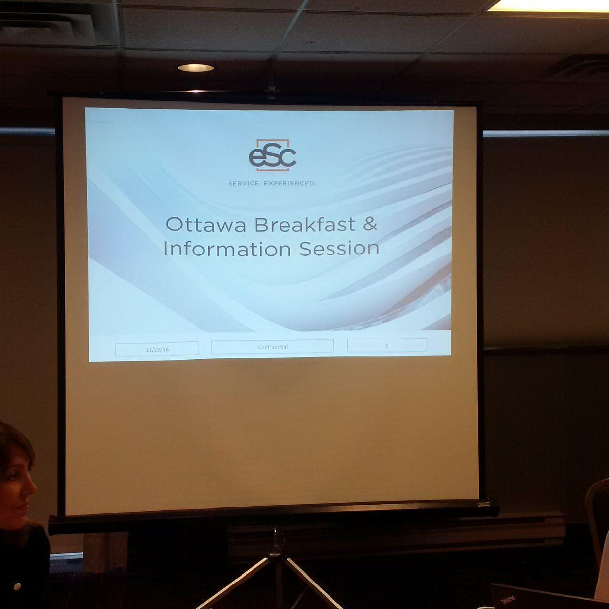 ESC Ottawa 2