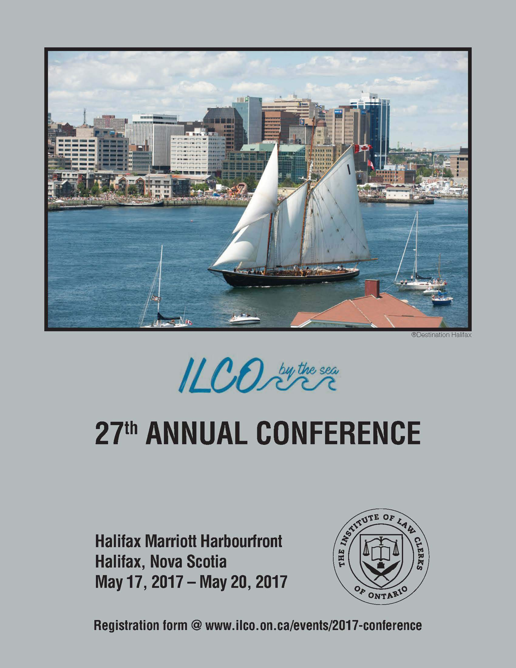 Conference Brochure Cover