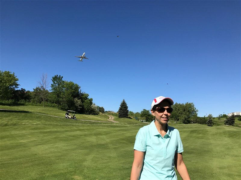 Photo - Golf11 - Plane