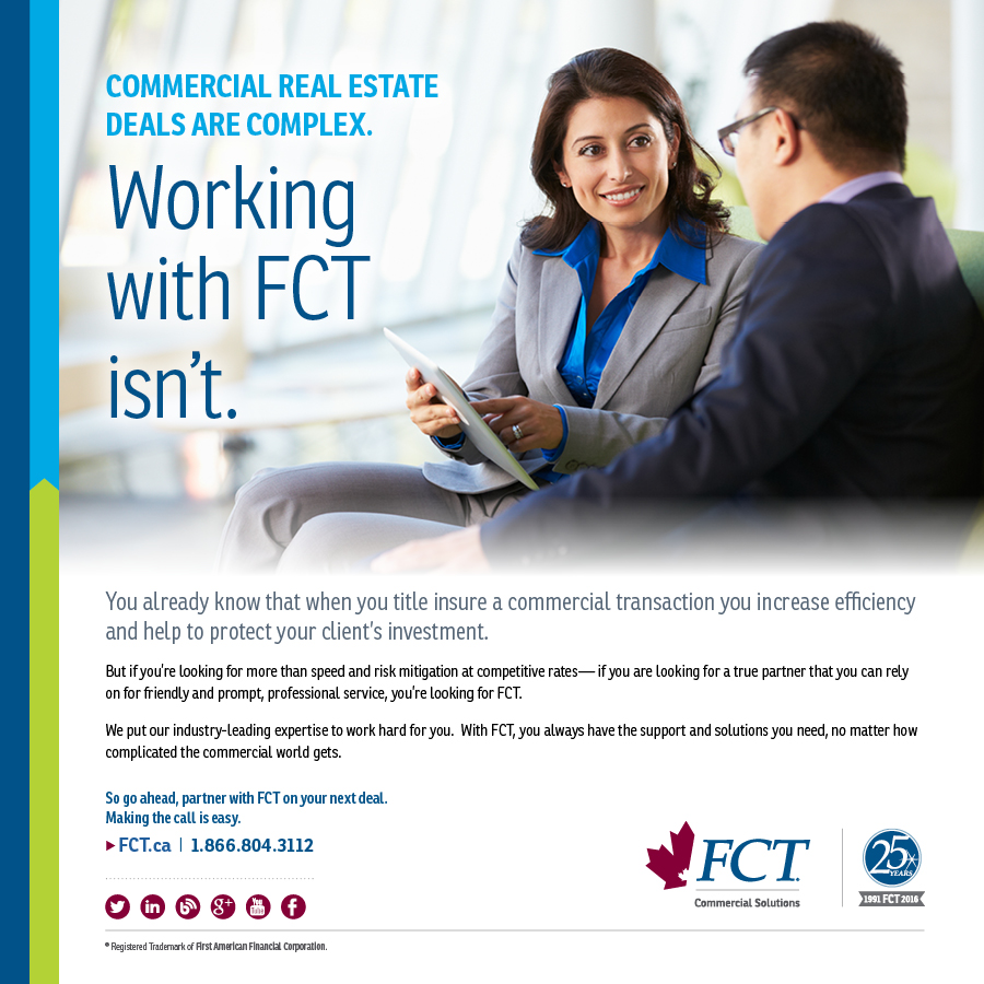 Summer 2016 - FCT - Working with FCT isn't Complex FullWidthWhole